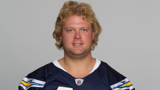 low priced 847d1 887f8 Chargers Re-Sign Veteran Long-Snapper - NBC 7 San Diego