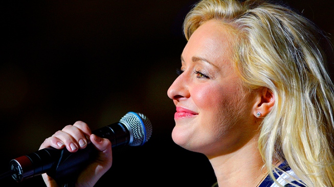 Old Friends Turn Out for Mindy McCready Memorial
