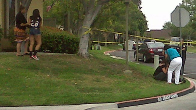 Neighbor Describes Mira Mesa Officer-Involved Shooting