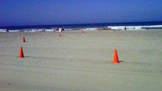 Mission Beach Reopens After Second Shark Sighting
