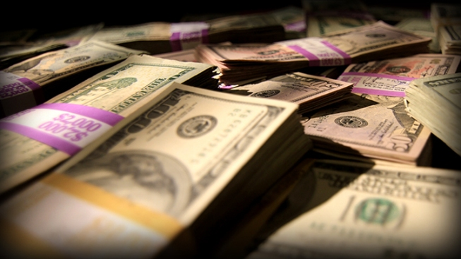 Police: Man Finds Stash of Decaying Money in W. Pa. Woods