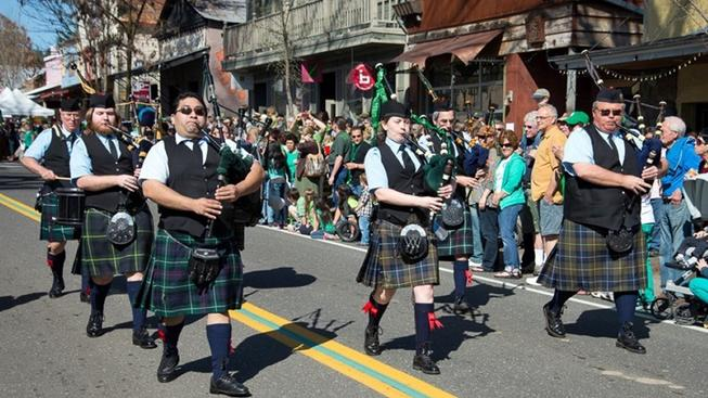 Murphys Irish Day, a Charming Gold Country Must