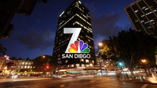 NBC 7 SAN DIEGO Studios