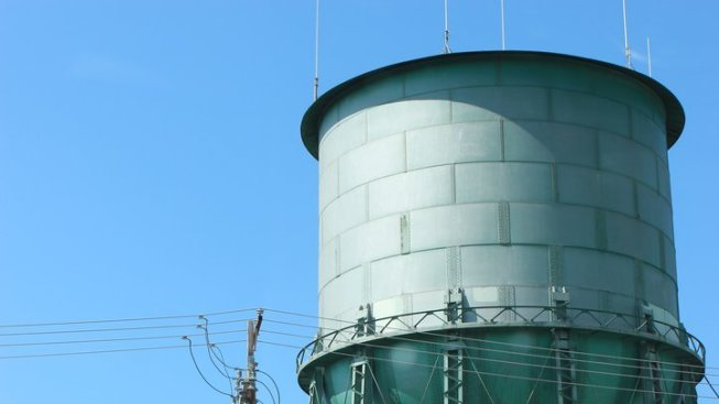 North Park Water Tower Deemed Historic