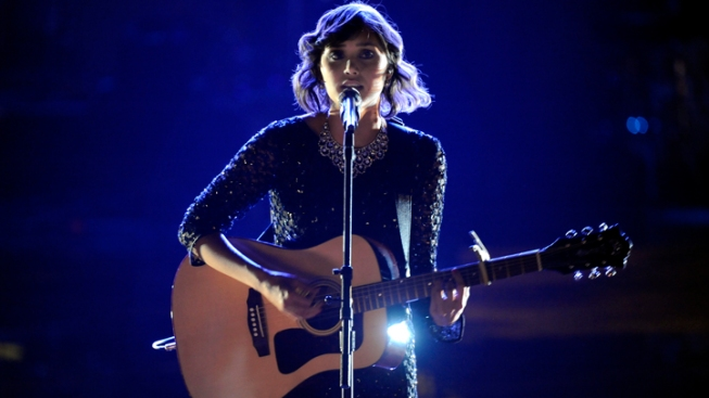 "Dia Frampton Has ""The Voice"" and She's Not Afraid to Belt Out Some Gaga"