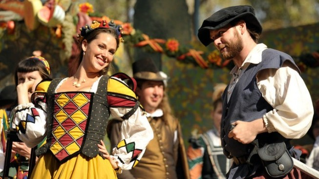 Ye Olde Fall Fun at the NorCal Renaissance Faire