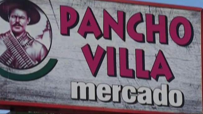 Mercado Pancho Villa El Cajon