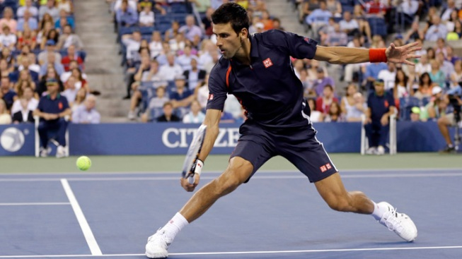 Novak Djokovic Loses Only 2 Games in U.S. Open Win