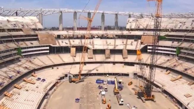 Residents Concerned Rent Might Increase Due to New Stadium in Inglewood