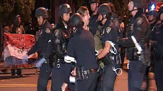 Occupy SD Costing City Millions: Police