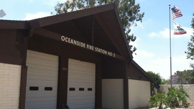 Mother Surrenders Newborn at Oceanside Fire Station