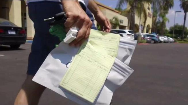 SDPD Crackdown on Marijuana Delivery Services Nets 34 Arrests