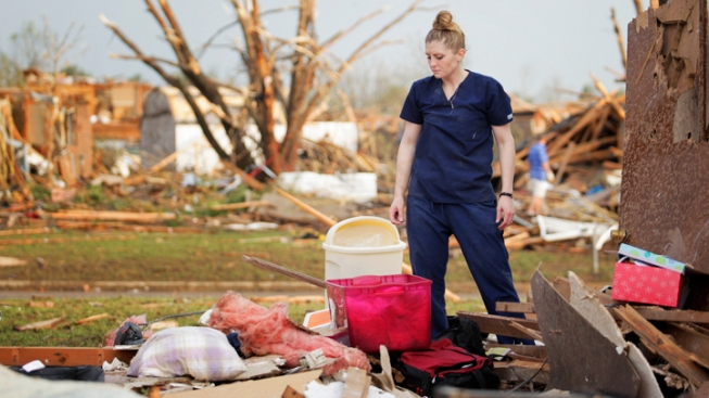 Volunteers Ready to Help Oklahoma Tornado Victims