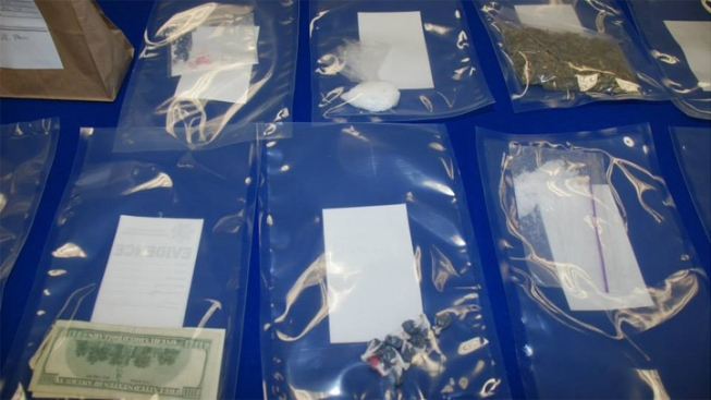 Bust Nets 65 Arrests, $2.1M in Drugs