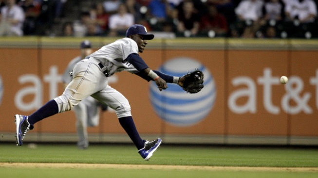 Padres Lose Second Baseman Again