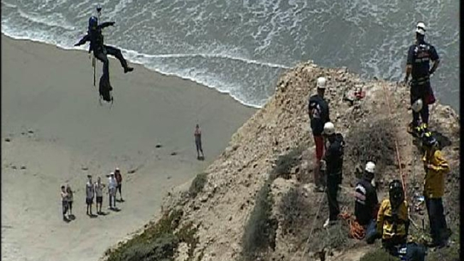 Fatal Paragliding Crash in La Jolla