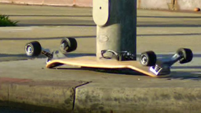 Skateboarder Fatally Hit in Pacific Beach