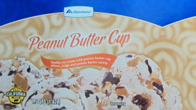 Albertsons Brand Ice Cream Recalled