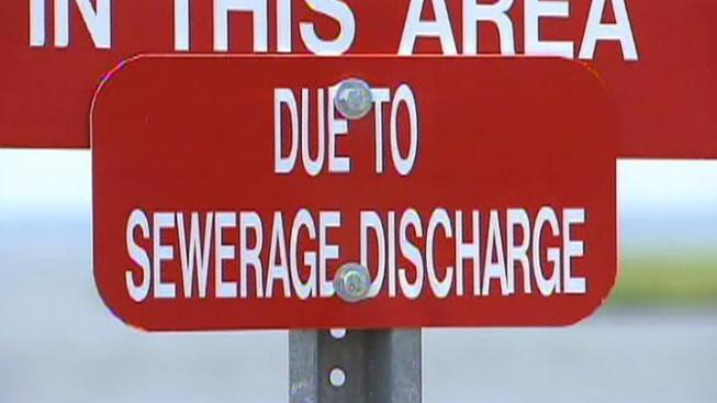 Local Beaches Closed Due to Sewage Spills