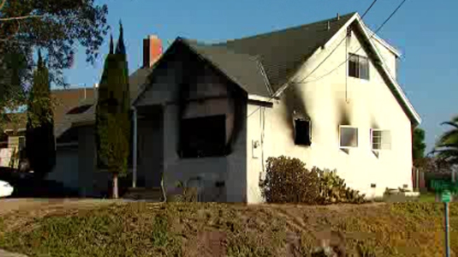 House Fire Reported in Paradise Hills