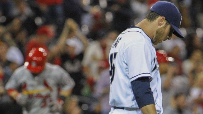 Cards Top Padres, Take Series