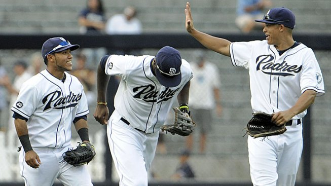 Padres Outscore Rockies