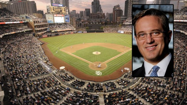 Padres President, CEO Resigns