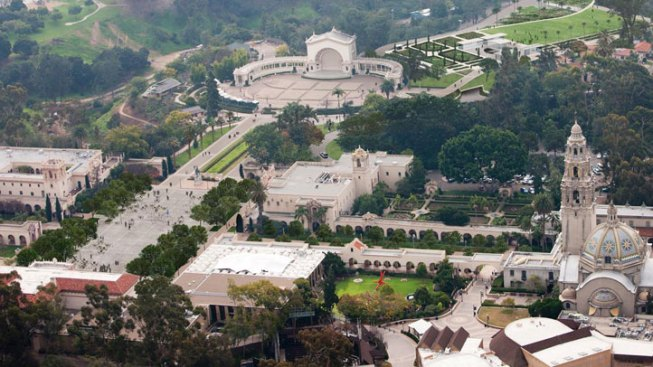 Balboa Park Plans Come to Screeching Halt