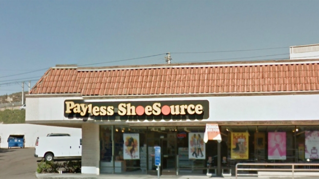 Shoe Store Robbed at Gunpoint