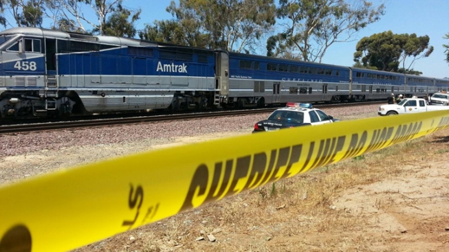 Pedestrian Killed by Train in Bay Park