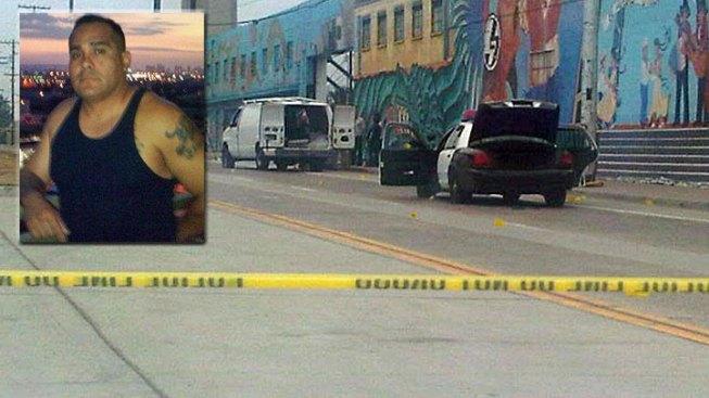 Cops Involved in Violent Gun Battle ID'd
