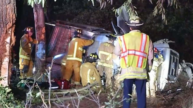 Victim in Fatal Poway Crash Was Texting: Deputies