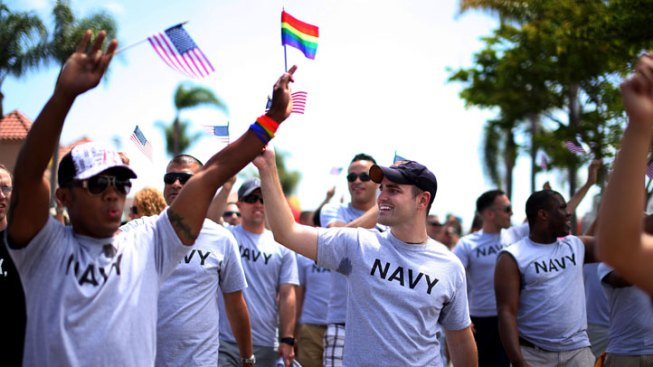 Sailors Will Wear Uniforms in Pride Parade