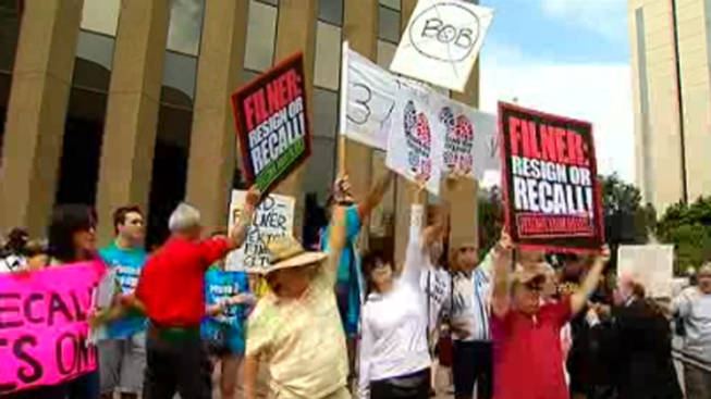 No Refunds for Filner Recall Supporters