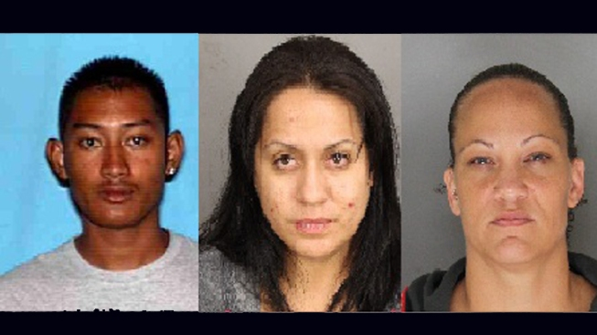 3 Suspects Still Wanted in Massive Meth Trafficking Bust