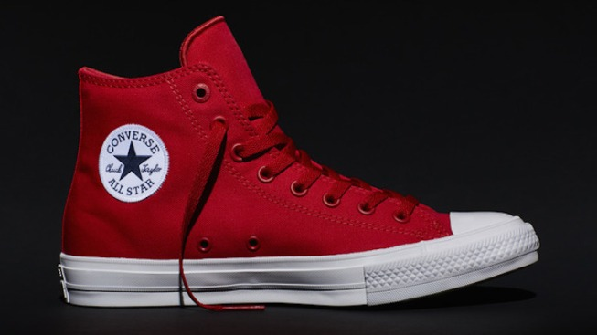 Converse Unveiling First Chuck Taylor Update in 98 Years