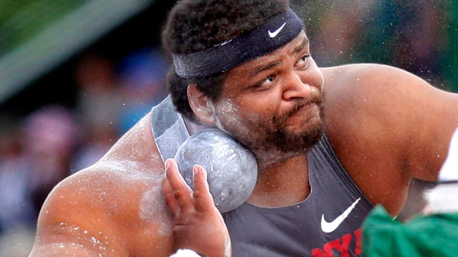 Hoffa Earns Trip to the Olympics in Shot Put