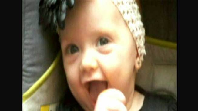 Baby Killed by Father Laid to Rest
