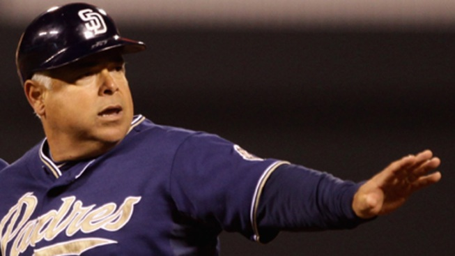 Padres Coach Undergoes Surgery
