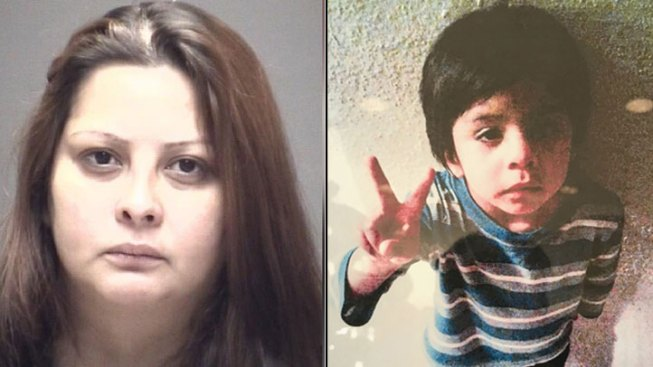 Texas Mother of 4-Year-Old Arrested, Admits She Dumped Body