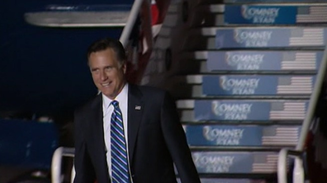 "Romney: Pa. Win Would be a ""Shock"""