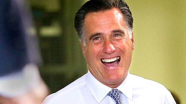Mitt Romney's Big Moment