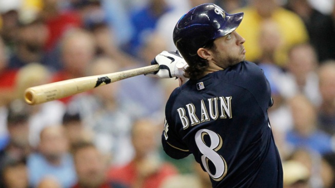 Milwaukee Brewers' Ryan Braun Admits Drug Use, Apologizes