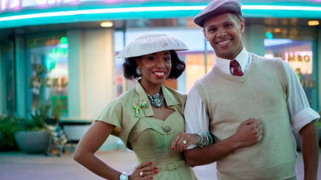 Dapper Day: Dressy Fun at Disneyland