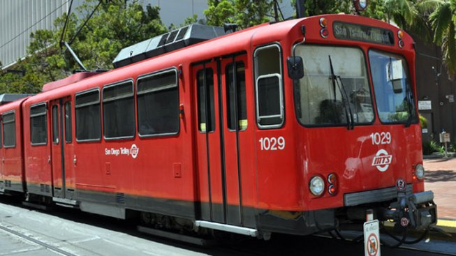 Suspect Accused of Throwing Explosive Device at Trolley