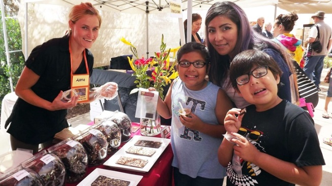 Chocolate Festival at San Diego Botanic Garden