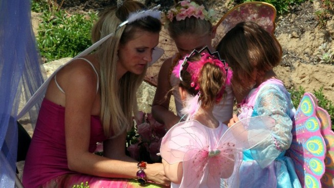 Fairies to Summon Encinitas Enchantment