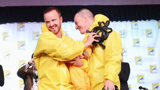 Bad Conquered: Breaking Bad at Comic-Con 2012