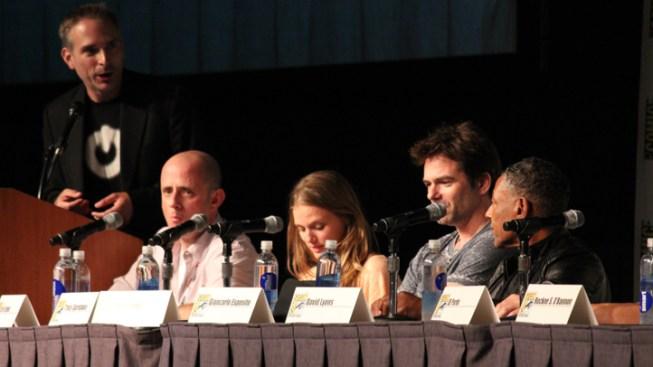 NBC's 'Revolution' Talks Shop at Comic-Con