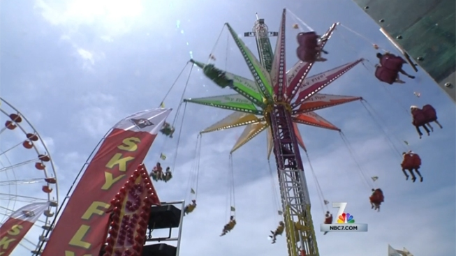 The Wild West is Coming to San Diego County Fair